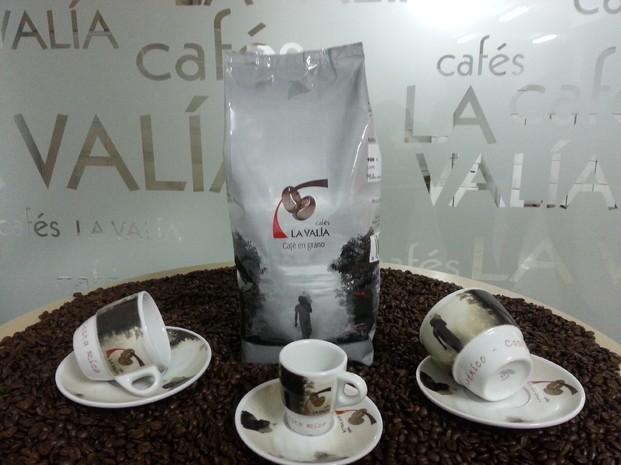 Café en grano. Café de los mejores orígenes