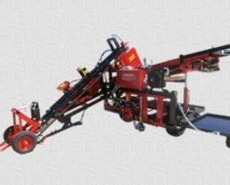 maquinaria agrícola. maquinaria agrícola para el cultivo del ajo