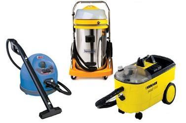 Maquinaría de Limpieza. Alquiler y venta de aspiradoras, fregadoras