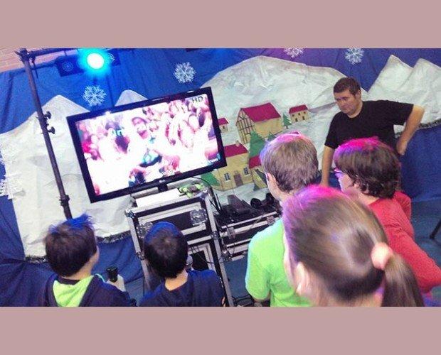 Servicios animaciones infantiles. Karaoke