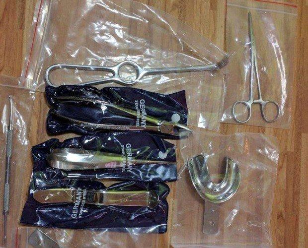 Fabricantes de instrumentos médicos. Disponemos de instrumentos dentales.