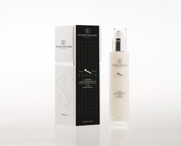 Crema Corporal Antioxidante. Protege la piel del envejecimiento celular