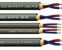 Cables para micrófono. Cable de micro miniatura