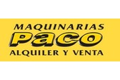 Maquinarias Paco