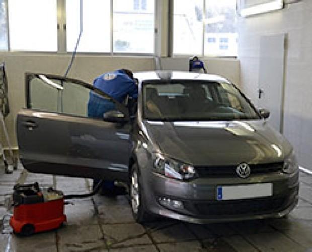 Accesorios de Vehículos Industriales.Limpieza de vehículos