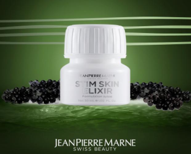 Stim Skin Elixir. Nutricosmética bebible con 15% de extracto caviar