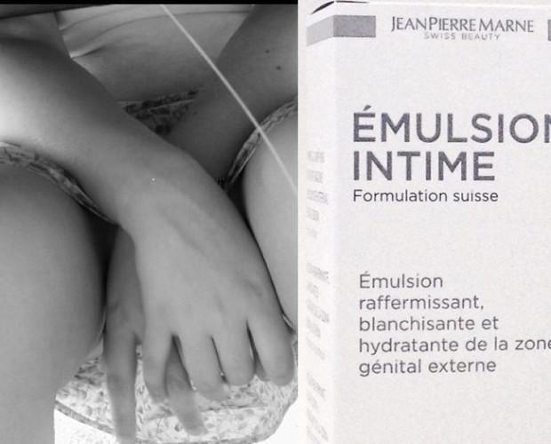 Émulsion Intime. Hidratación genital externa. Femenina