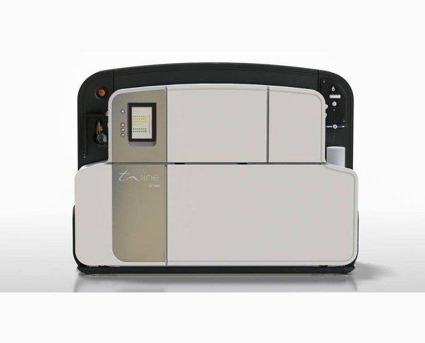 Sistema digital de teñido de hilos. Única en el mundo