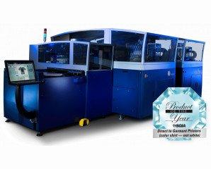 Kornit Vukcan. La plataforma de impresión más rentable para las tiradas medias.