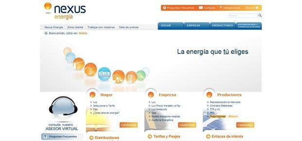 Web Cliente. Diseño web, Consultoría web