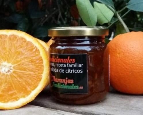 Mermelada de Naranja. Elaborada de manera artesanal
