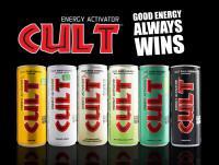 Proveedores Cult Raw Energy