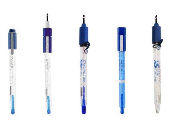 Electrodos pH. Escala de medidas