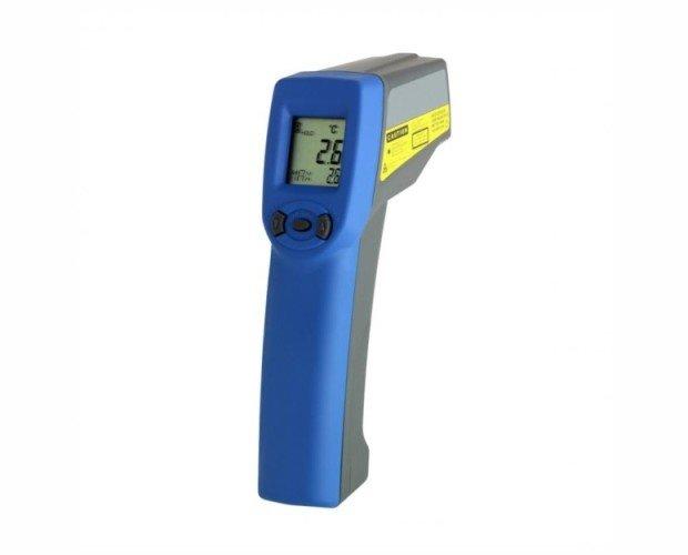 Termometro portatil infrarrojo. Digital