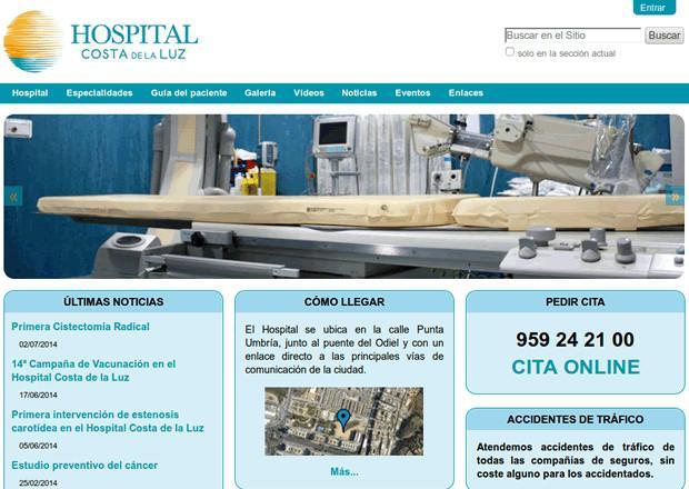 Servicios web. Diseño web Huelva por Acento Web