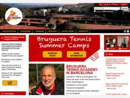 Proveedores Bruguera Tennis
