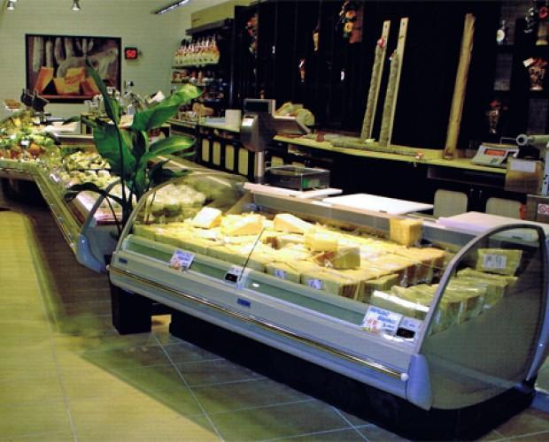 camara frigorifica. vitrinas para supermercados