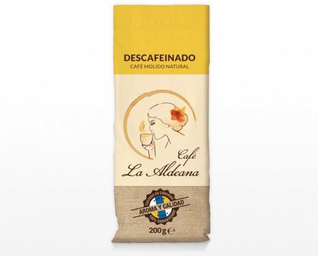 Café Molido.Café molido natural