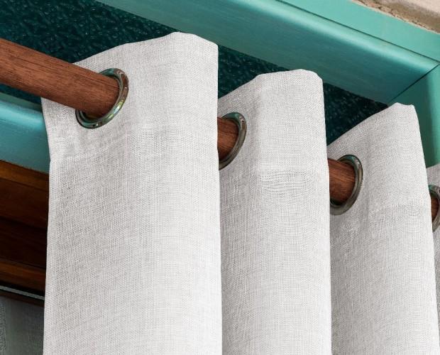 Cortinas para el Hogar.La cortina Lino es una cortina perfecta para salones y dormitorios