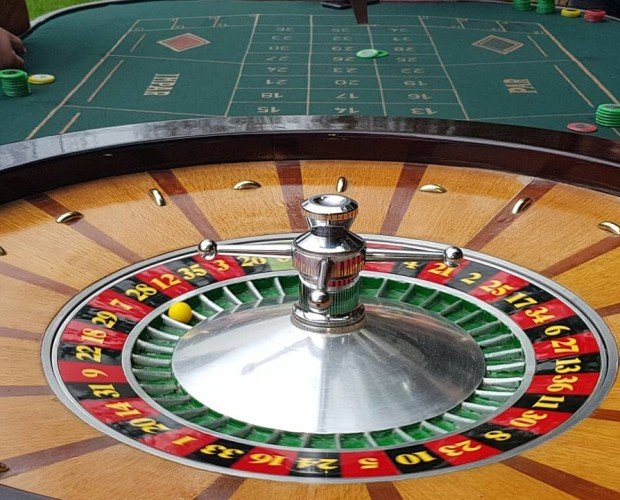 Juegos de Ruleta. Sin dinero real, pero con ánimo de competencia