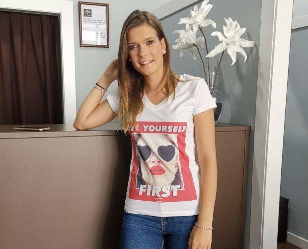 Camiseta de Algodón. Nuestras clientas eligen nuestras camisetas por su calidad