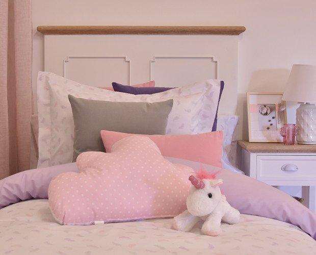 Infantil. Para los más peques, unicornios.