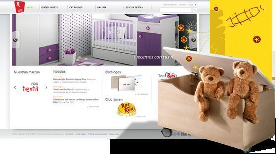 Diseño web. Catálogos online, webs corporativas, CMS, mantenimiento