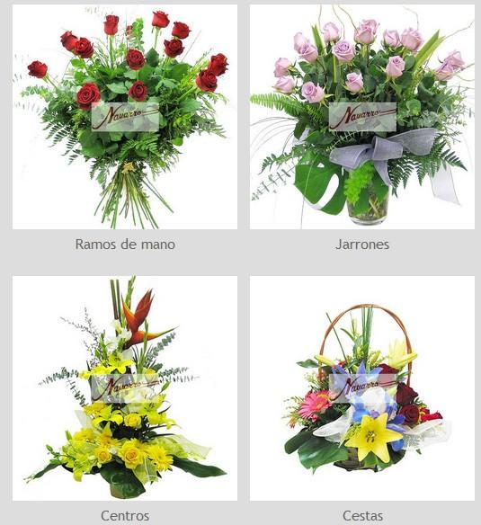 Flores. Todo tipo de ramos, centros, decoraciones florales
