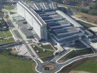 Construcción de hospitales
