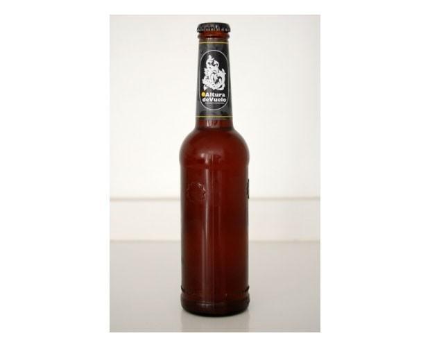 Cerveza Altura de Vuelo. Botellas de 33cl