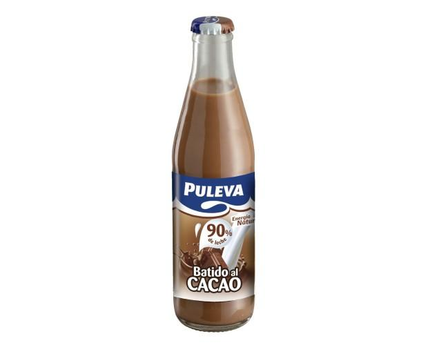 Batidos.Delicioso batido con cacao