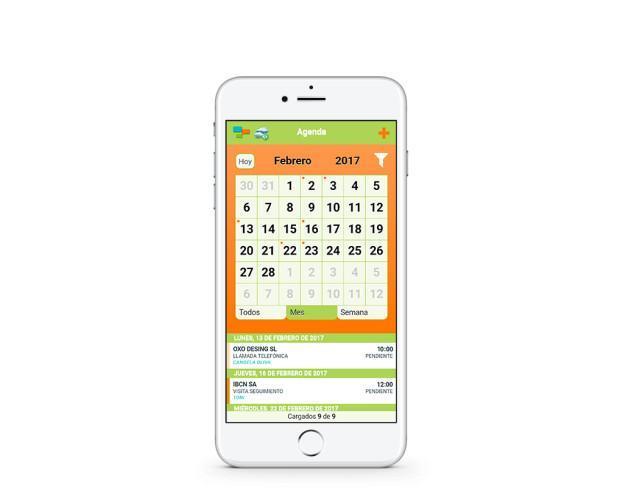 Actividades en tiempo real. Una de las grandes ventajas de usar OptimaSUITE SALES es la facilidad y la rapidez para reportar las actividades comerciales en...