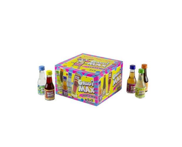 PARTY MIX / Chupitos. Botellitas para beber en fiestas y servir a tus clientes, entre copa y copa.