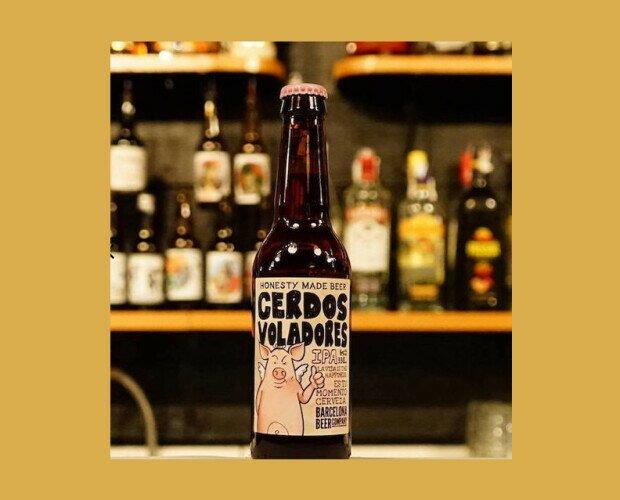Cerdos Voladores. Nuestra cerveza artesanal más simpática y gamberra