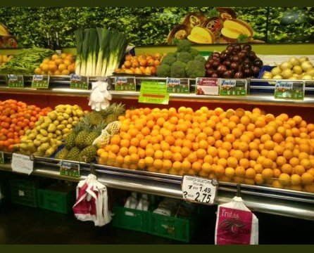 Naranjas.Nuestra variedad