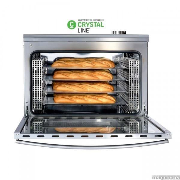 Horno de pan. Hornos de pan, de pizza, de convección, a gas