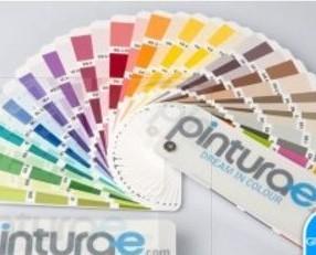 Pinturas y Esmaltes.Ofrecemos pinturas en una gran gama de colores