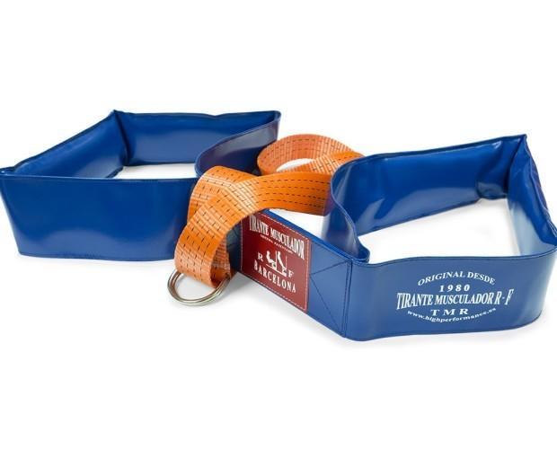 Tmr original. Cinturón Ruso, modelo original desde 1980, azul.