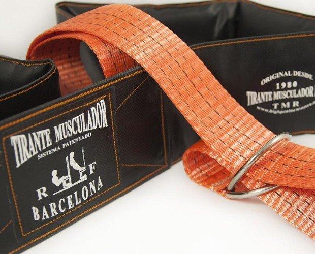 TMR Home Edition. TMR Home Edition color negro Cinturón Ruso o tirante Musculador modelo Home 1
