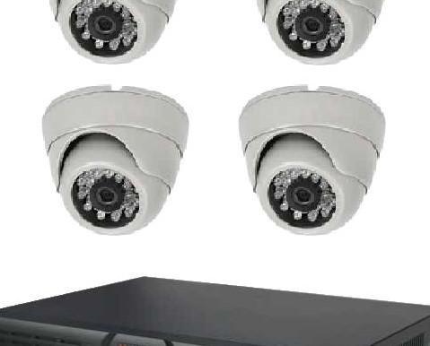 Sistemas de Videovigilancia.Cámaras de videovigilancia con control por el propio usuario