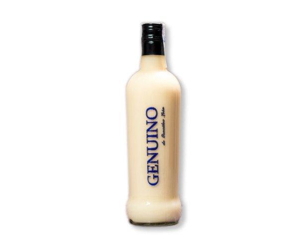 Crema de Chocolate Blanco. La cremosidad de la nata y el dulzor del chocolate hacen de este licor un trago irresistible.