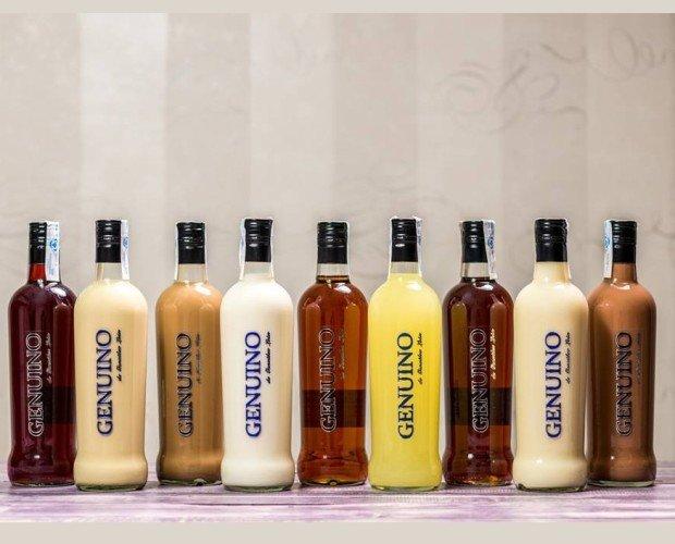 Variedad de licores. Calidad al mejor precio