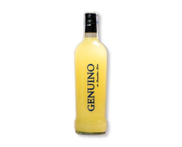 Limonciño. Limonciño se elabora con pieles de limón según nuestra receta tradicional