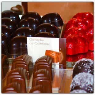 Chocolate. Marca Kim`s Chocolates.