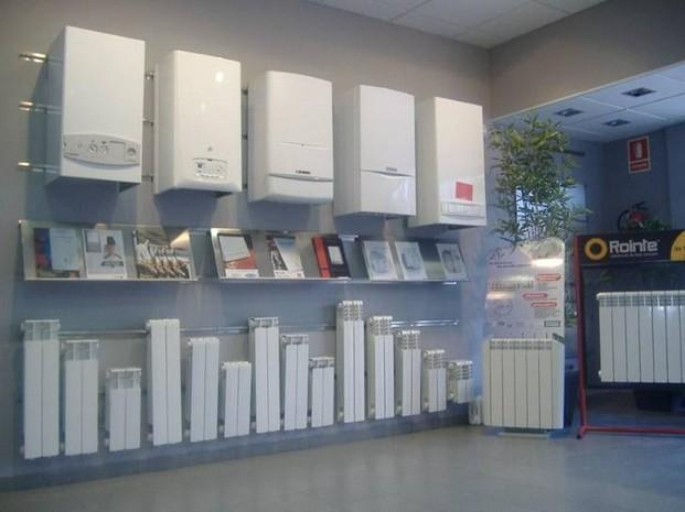 Instaladores de Calefacción.Radiadores, calentadores