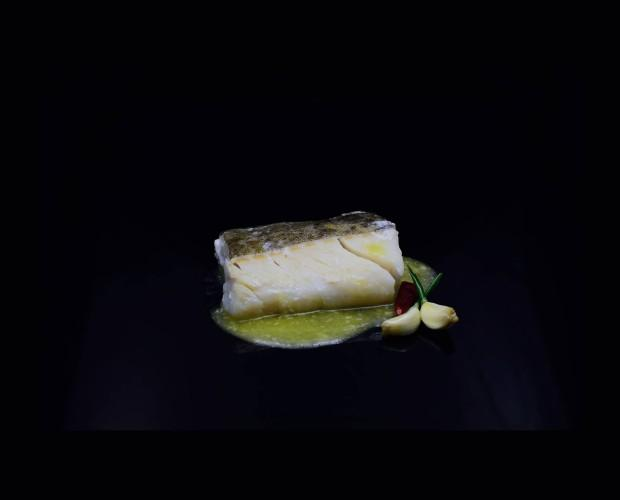 Bacalao Confitado. Lomo de bacalao premium confitado