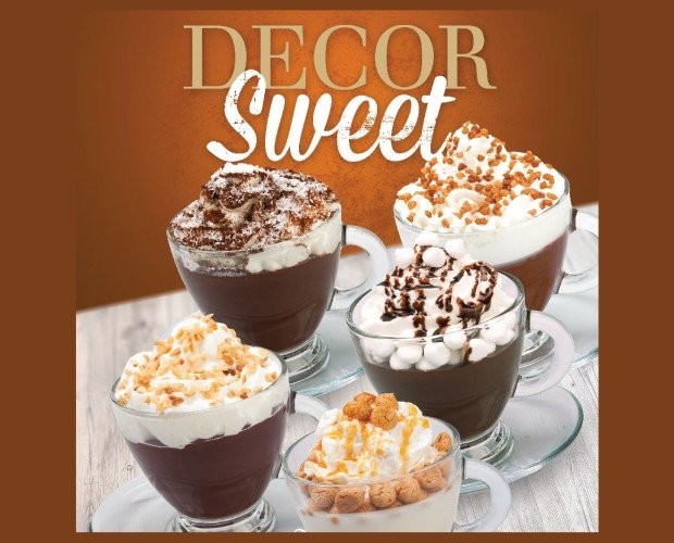 Decor Sweet. Chocolate con nata