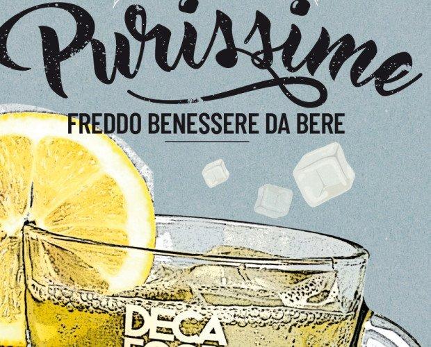 copertina. bebida refrescante