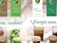 Tés y cafés energéticos