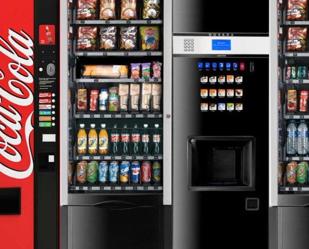 Instalación de Máquinas de Bebidas para Vending.Máquinas de vending para empresas